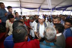 Lawatan PM Ke Sabah 10/05/2015 (Najib Razak) Tags: prime ke housing kampung pm sabah kota minister projek tanah perdana razak ppr najib belud majlis perumahan menteri lawatan rakyat pecah pirasan