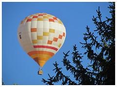 Thunder & Colt 105A, 1999 (HB-BSI) (v8dub) Tags: thunder colt 105 a 1999 mongolfière heisluftballon hot air balloon schweiz suisse switzerland fribourg freiburg ciel sky himmel