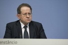 21 July Press Conference (European Central Bank) Tags: am frankfurt main conference press vitor ecb constancio
