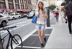 Boho Chic (The Urban Vogue) Tags: boho bladefoto blade branstrom bladebranstrom blog chic candid cutoffs downtown fashion manhattan newyork nyc nomad street streetstyle style streetfashion streetphotography theurbanvogue urban vogue