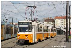 Tram Budapest - 2016-05 (Olher2) Tags: tram tramcar strassenbahn ungarn budapest tatra t5c5