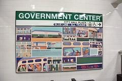 DSC_1450 (billonthehill2001) Tags: boston subway mbta governmentcenter greenline blueline
