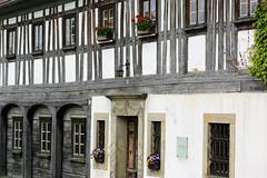 Fachwerk im Zittauer Gebirge (schnu-fro) Tags: germany fachwerk colombage entramado traliccio fackverk