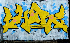 graffiti amsterdam (wojofoto) Tags: amsterdam graffiti wojofoto wolfgangjosten nederland holland netherland ndsm