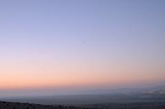 dirigible. Sunrise (vladimir.furman) Tags: israel yeruham sunrise dirigible morning