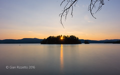 Beautiful Lake George NY (Explored) (Gian Rizzetto) Tags: lake george ny newyork nikon 10 nd filter photography longexposure explored flickr sunset hiking glass usa photo day mountains adirondacks upstate