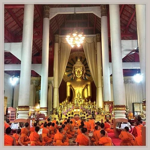Wat Phra Singh, Chiang Mai - Thailandia #lapatataingiacchettainthailandia
