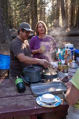 Luis and Lorri _4223 (hkoons) Tags: aspen group jackson meadow reservoir peace corps spring unit tahoe national forest 2016 sierra sierras campout mountians recreation rpcv
