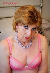 Picture in Pink No 5 (rebeccajaynegrey) Tags: cd tgirl transgender transvestite crossdresser crossdress tg