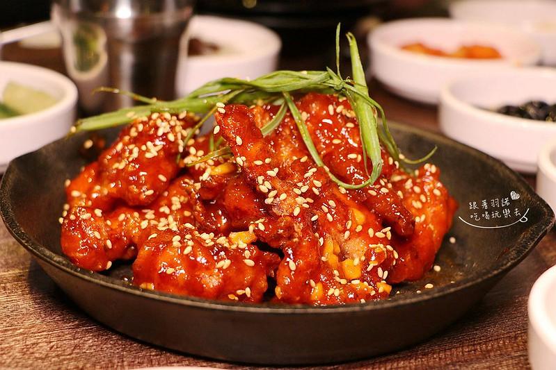 啾哇嘿喲南京復興韓式料理039