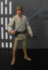 Luke Skywalker (speedbreaker92) Tags: toys actionfigures starwars figuarts bandai lukeskywalker shfiguarts spacewalls
