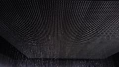 Stultaj 03521 (Omar Omar) Tags: ametaphoronnotbeingawetback notawetback nosonmojados nosomosmojados metaforadelnosermojado stupidexhibit pointlessexhibit badexhibit dumbexhibit idioticexhibit badlacma cheated lacma losangelescountymuseumofart museum museo muse rainroom cuartodelluvia wasteofmoney stupid pendejadas losangeles losngeles losangelesca losngelescalifornia la california californie usa usofa etatsunis usono broadcontemporaryartbuilding renzopiano art arte