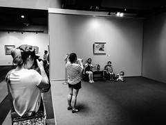 photography loop Streetphotography Streetphoto_bw Blackandwhite Blackandwhite Photography Monochrome Eye4photography  Photography Photo Photoshoot Gallery Gallery Of Art Exhibition Picture Painting Snapshots Of Life Indoors  Portrait Children Photography (Eugene Kong) Tags: streetphotography streetphotobw blackandwhite blackandwhitephotography monochrome eye4photography photography photo photoshoot gallery galleryofart exhibition picture painting snapshotsoflife indoors portrait childrenphotography lightandshadow viewfrombehind composition takingphotos photobooth posing art drawing creativity