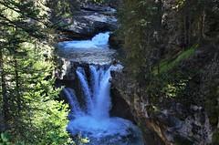 On the way to The Upper Falls (Andrew Pizzinato) Tags: johnstoncanyon alberta canada banffnationalpark