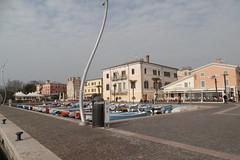 Lungolago (martini_bianca) Tags: italien italy lake lago boot see garda wasser barca italia lac barche boote porto di hafen italie lungolago gardasee bardolino