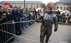 La Compagnie franche du Khatovar (Red Cathedral is alive) Tags: cosplay fantasy convention troll bergen combat mons armour gn swordfight reenactor larp livinghistory barbarian redcathedral liveactionroleplay trollsetlgendes eventcoverage trollsetlegendes khatovar aztektv lacompagniefranchedukhatovar