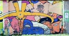 Sony Alpha A230 with Helios-44-2 - Graffiti - Little Park on Mendel's Square) 06 (Kojotisko) Tags: streetart graffiti grafitti brno czechrepublic publicdomain helios442 helios442258 mendlovonamesti legacylens legacylenses sonyalphaa230 graffitinamendlaku