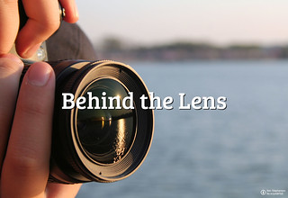 Flickr Friday: #BehindTheLens