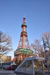 -SAPPORO TV TOWER (~neko x~) Tags: park street city trip travel tower japan architecture zeiss tv sapporo hokkaido none sony jp   fe  za      zoomlens 1635    superwide   variotessar  fe1635 fe1635za sel1635z fe1635f4