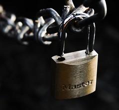 It is not safe (Explore #14 09.04.2015) (roizroiz) Tags: composition chains dof bokeh explorer chain master 13 yesterday today fragile padlock padlocks composed unlocked fragil explored i500 minimalismminimalistminimalisticminimalisticsminimaloveminimalobsessionminimalninjaminimalisbdsimplicitykeepitminimalplanetloveminimalhunterminimalistaminimalismolessismoresimpleandpurenegativespace photophotospicpicspicturepicturessnapshotartbeautifulflickrgoodpicofthedayphotoofthedaycolorallshotsexposurecompositionfocuscapturemoment