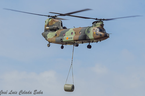 Chinook ET-408