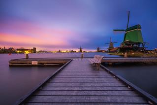 Cross Pier
