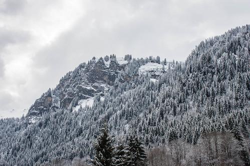 Vue sur le Mont de Grange