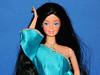 OOAK Barbie SnowPrincess (1982) by kikkola in Barbie Designer Originals  #3240 (1979) - close up (Nexira) Tags: 1982 ooak barbie snowprincess
