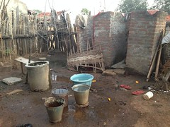 Greywater at village home