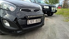 Cars in Sweden (engels_frank) Tags: winter dark season for ramp headlights led additional auxiliary