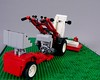belos_13 (pehter aka ibbe) Tags: tractor lego gravely mocs lawnmover belos