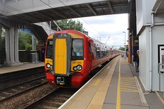 387203 (matty10120) Tags: train transport rail railway clas class 387 gatwick express thameslink west hampstead