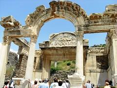 Ephesus_15_05_2008_52 (Juergen__S) Tags: ephesus turkey history alexanderthegreat paulua celcius library romans outdoor antiquity