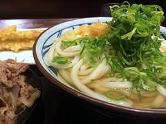 Udon from Marugame Seimen @ Roppongi (Fuyuhiko) Tags: from tokyo udon  roppongi   marugame seimen