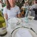 Eralda at lunch // Trip to Spain - San Sebasian