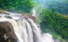 Athirappilly Falls (Vishnu T Suresh) Tags: rain cool day vishnu tour kerala tourist falls v rainy athirappilly chalakkudy athirappillyfalls touristplaceinkerala vaphotographii vphotographii vishnusuresh