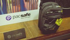 pacsafe store in philippines (25 of 38) (Rodel Flordeliz) Tags: pacsafe pacsafebags bags travellingbags backpack bag shoulderbag beltbags wallet glorietta5 event launch thieves safe rfid