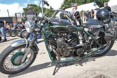 Jacks-hill16-10 (Luke b Domingo) Tags: jackshillcafe bikers rockers rockersfemale hellsangels teddyboys tedcouple rapiers rockercouple homemademotorcycleengine britishmtorcycles vinton bsarocketthree lukedomingo luketheduke