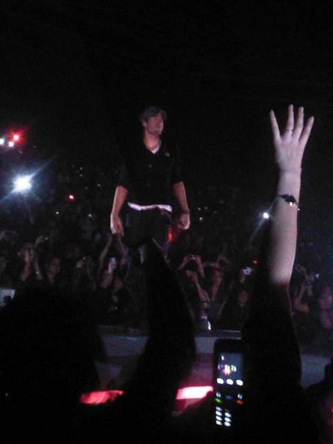 Enrique Iglesias - Greatest Hits Tour - Zénith, Paris (2009)