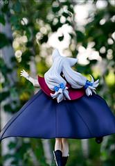 Lucier full figure back (gwennan) Tags: lucier flare 7thdragon2020ii 7thdragon2020 toy pvc jfigure japan figures figure cute colors closeup color anime macro