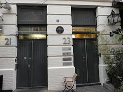 23 Heddon Street (Chimista) Tags: panasonic lumix panasonictz80 londres inglaterra msica davidbowie ziggystardust heddonstreet calle dmctz80