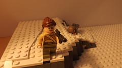 attack on starkiller base (Legofanww1) Tags: lego star wars starkiller base gun attack