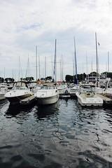 "Day Three: ""Water"" - Vertical (MichisPichis) Tags: marina belmont summer chicago lakeshoredrive"