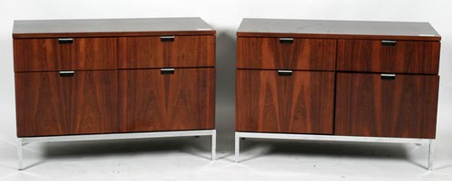 Pair of Knowle 2 Drawer File Cabinets ($1,400.00)