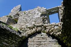 The ancient ruin (Jonathan Palfrey) Tags: photo digital photomatix exposurefusion landscape house ruin stone inisorr galway connacht ireland