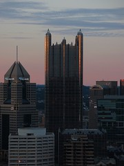 Pittsburgh! (Daniel Weeks) Tags: sunset pittsburgh ppg