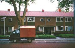 box truck (ding ren) Tags: dingren 35mmfilm analogphotography filmphotography film analog square shape