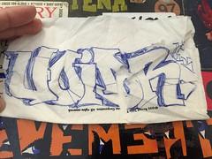 VOIDR Sketch by Revers (Jonny Farrer (RIP) Revers, US, HTK) Tags: graffiti bayareagraffiti sanfranciscograffiti sfgraffiti usgraffiti htkgraffiti us htk revers rvs devo voidr voider reb halt