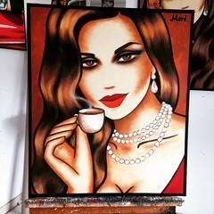 Img_6275 (ekaterina_more_art) Tags: artist art artcollection gallery artgallery artiststudio knsterin skulpturen artobject artobjects malerei redwine wine painting paintings workinprogress