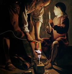 San Jos the carpenter (jaci XIII) Tags: sojose meninojesus oficina marcenaria furadeira ferramenta anacronismo sanjose babyjesus workshop carpentry drill anachronism tool